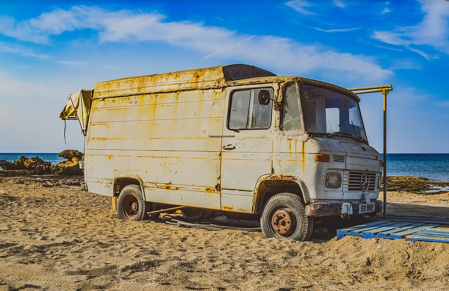 skup aut dostawczych