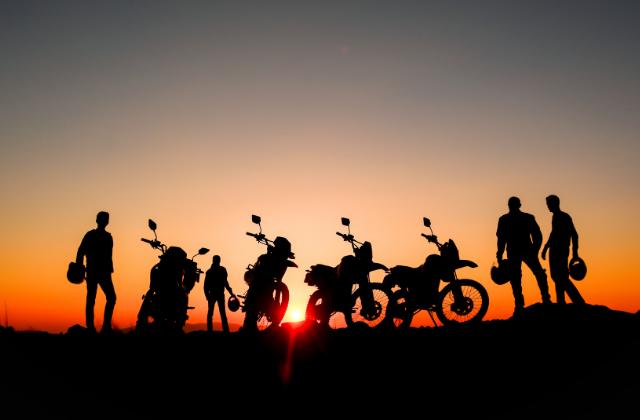 Cienkowski o motocyklach - Motocykliści RNS
